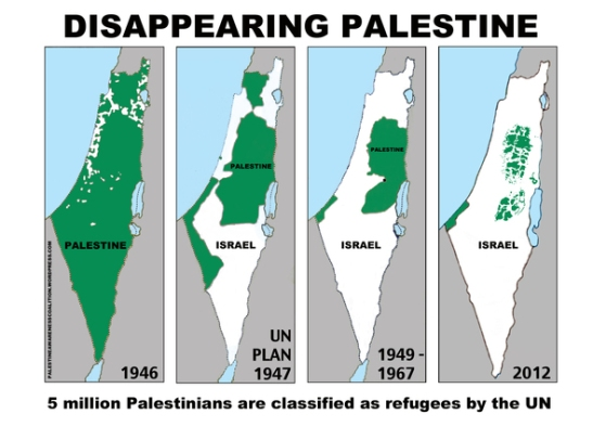 Disappearing Palestine 2