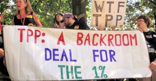 TPP backroom deal