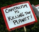 capitalism is killing the planet
