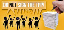 Do Not sign TPP