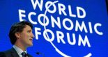 Trudeau at WEF.
