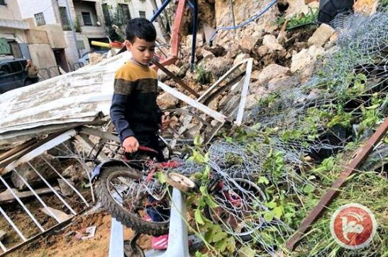 Israel demolitions