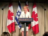 Wynne to Israel