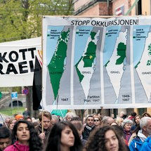 Shrinking Occupied Territories
